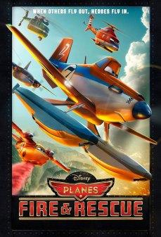 مشاهدة وتحميل فلم Planes: Fire & Rescue الطائرات: الحرائق و الإنقاذ اونلاين