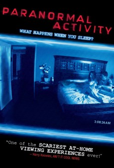 مشاهدة وتحميل فلم Paranormal Activity نشاط خارق اونلاين