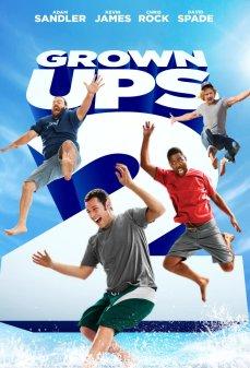 مشاهدة وتحميل فلم Grown Ups 2  اونلاين