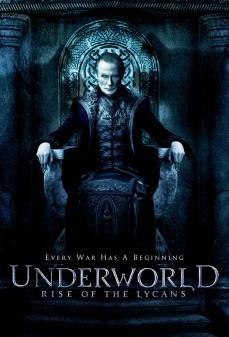 مشاهدة وتحميل فلم Underworld: Rise of the Lycans العالم السفلي: صعود الليكانز اونلاين