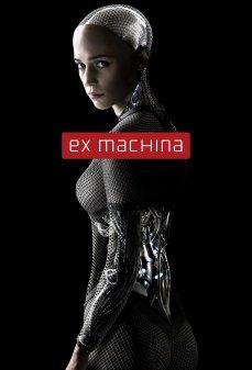 مشاهدة وتحميل فلم Ex Machina من الآلة  اونلاين
