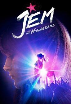 تحميل فلم Jem and the Holograms جيم والهولوجرام  اونلاين