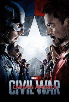 مشاهدة وتحميل فلم Captain America: Civil War كابتن أمريكا: الحرب الأهلية  اونلاين