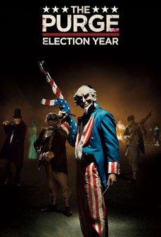 تحميل فلم The Purge: Election Year التطهير: عام الانتخابات اونلاين