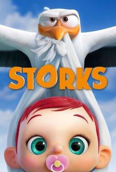 تحميل فلم Storks اللقالق اونلاين