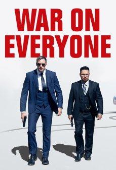 تحميل فلم War on Everyone  اونلاين