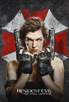 تحميل فلم Resident Evil: The Final Chapter الشر المُقيم 6: الفصل الأخير اونلاين