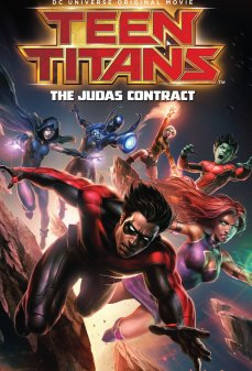 تحميل فلم Teen Titans: The Judas Contract  اونلاين