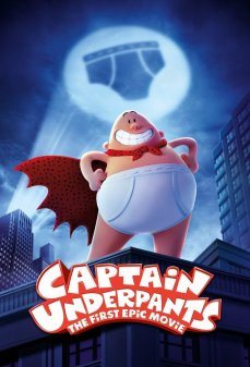 تحميل فلم Captain Underpants: The First Epic Movie  اونلاين
