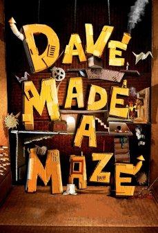 مشاهدة وتحميل فلم Dave Made a Maze  اونلاين