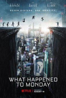 تحميل فلم What Happened to Monday ما الذي جرى ليوم الإثنين اونلاين