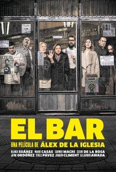 مشاهدة وتحميل فلم The Bar  اونلاين