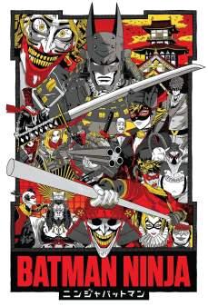 تحميل فلم Batman Ninja باتمان نينجا اونلاين
