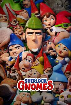 مشاهدة وتحميل فلم Sherlock Gnomes أقزام شيرلوك اونلاين