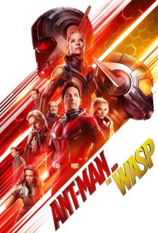 مشاهدة وتحميل فلم Ant-Man and the Wasp الرجل النملة والدبور اونلاين