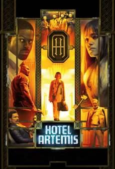 مشاهدة وتحميل فلم Hotel Artemis فندق أرتميس اونلاين