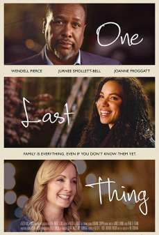 مشاهدة وتحميل فلم One last thing شيء أخير اونلاين