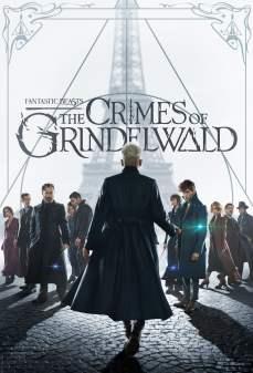 مشاهدة وتحميل فلم Fantastic Beasts: The Crimes of Grindelwald الوحوش المذهلة: جرائم جريندلڤولد اونلاين