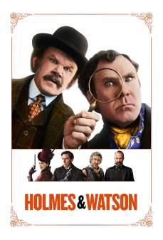 مشاهدة وتحميل فلم Holmes & Watson هولمز وواتسون اونلاين