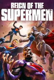 مشاهدة وتحميل فلم The reign of the supermen  اونلاين