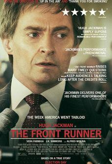 مشاهدة وتحميل فلم The Front Runner عدَّاء المُقدمة اونلاين