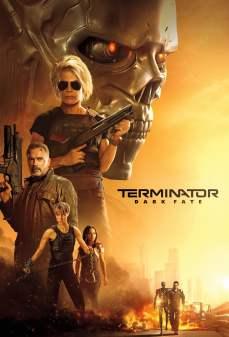 مشاهدة وتحميل فلم Terminator: Dark Fate المُدمر: مصير حالك اونلاين