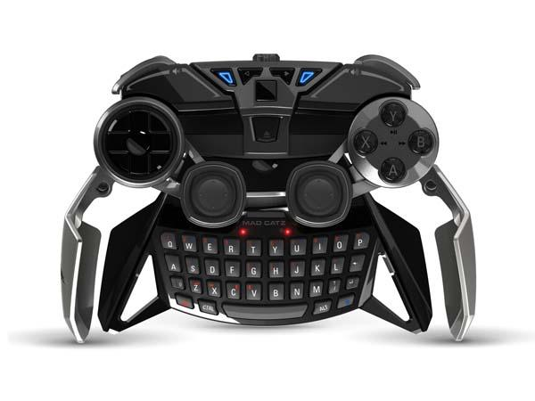 Mad Catz LYNX 9 Transformable Game Controller With
