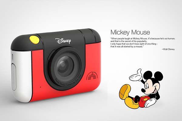 The Disney Camera Is Designed For Shy Kids Gadgetsin