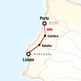 Geographika Portekiz Turu 2018