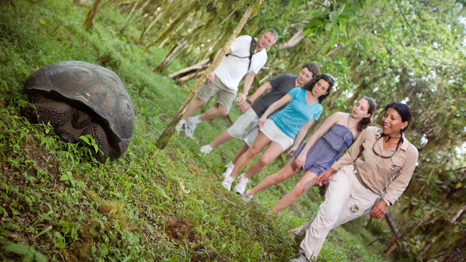 Family Land Galapagos Multi Activities In Galapagos South America