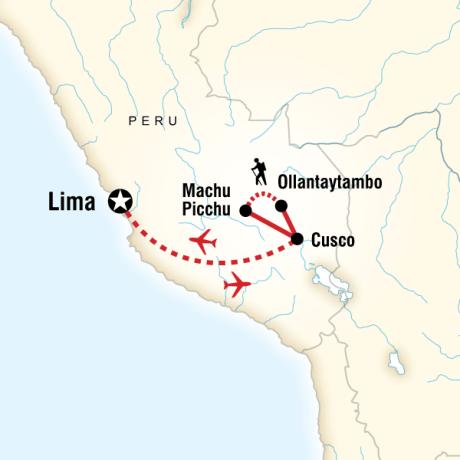 İnka Yolu Peru Trekking Turu