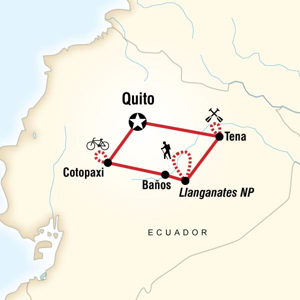 Ekvador Macera Turu