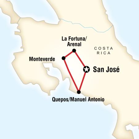 Kosta Rika Turu