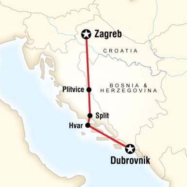 Hırvatistan Turu