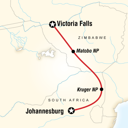 Zambiya Güney Afrika Turu