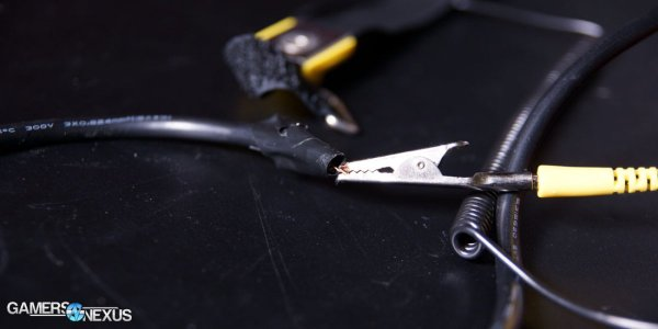 How to Make a Grounding Cable to Prevent ESD | GamersNexus ...