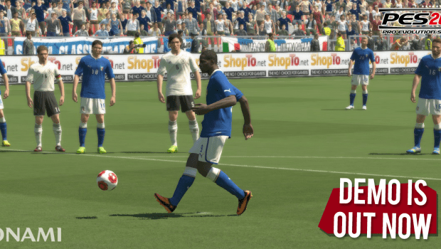 Pro Evolution Soccer 2014: le versione demo approda su PlayStation Store