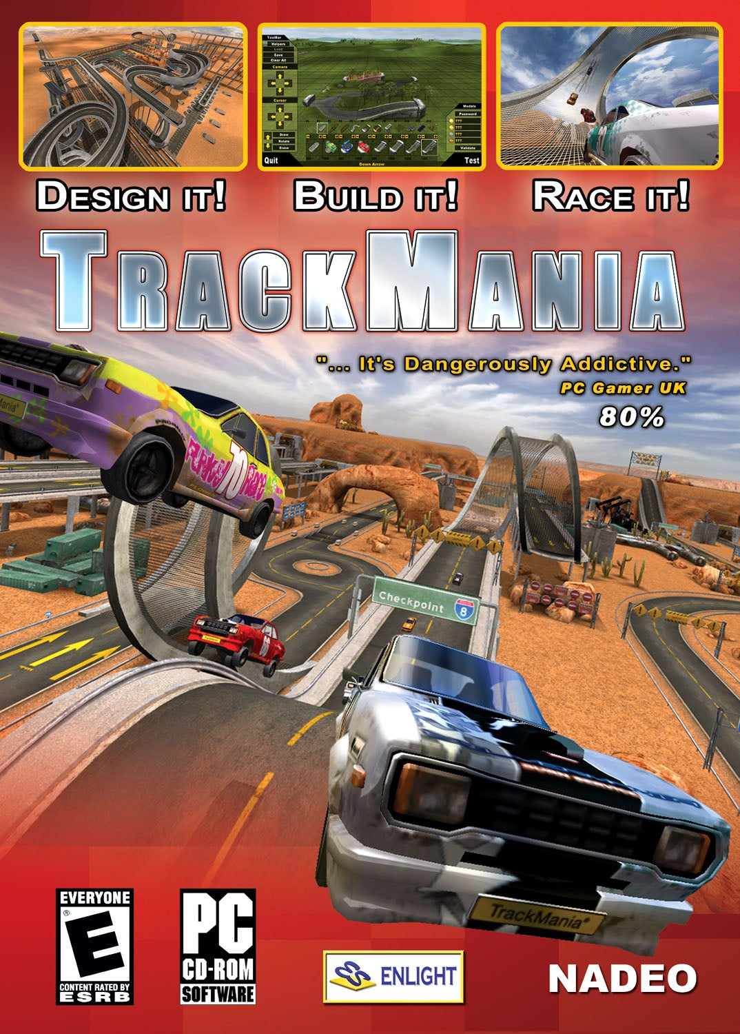TrackMania Review IGN