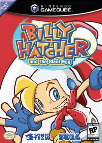 Billy Hatcher And The Giant Egg IGN