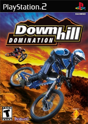 Downhill Domination PlayStation 2 IGN