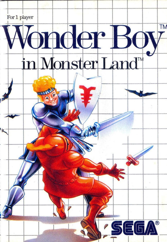 Wonder Boy In Monster Land Review IGN
