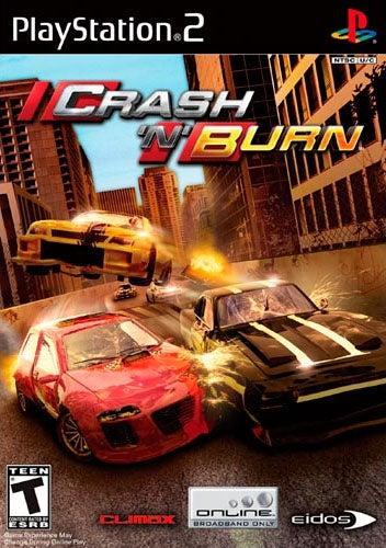 Crash N Burn PlayStation 2 IGN