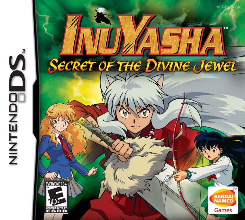 Inuyasha Secret Of The Divine Jewel Review IGN