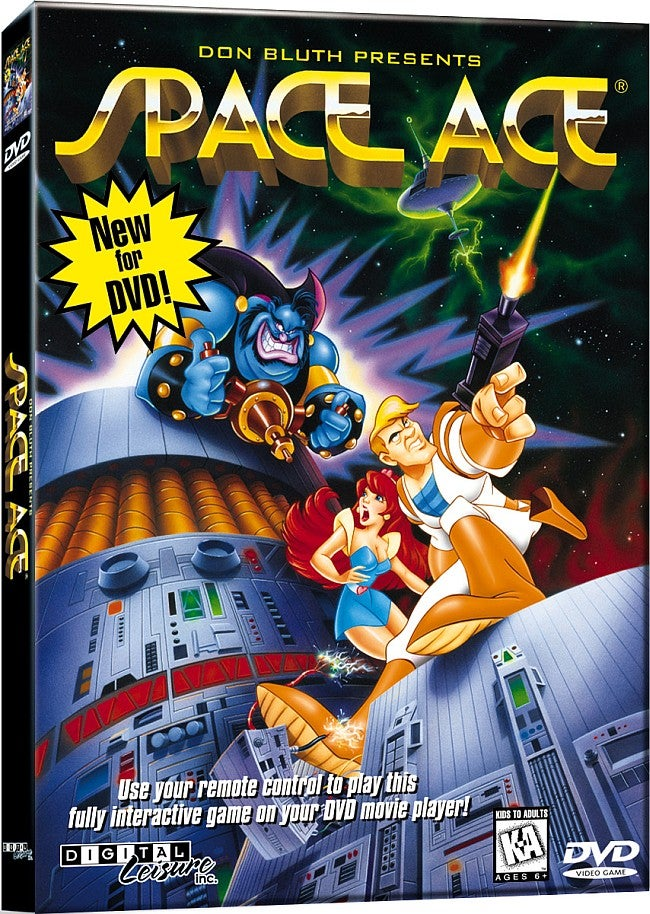 Screw This Game Space Ace SNES IGN