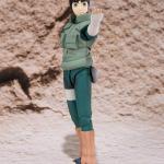 Naruto Rock Lee S H Figuarts Action Figure Gamestop