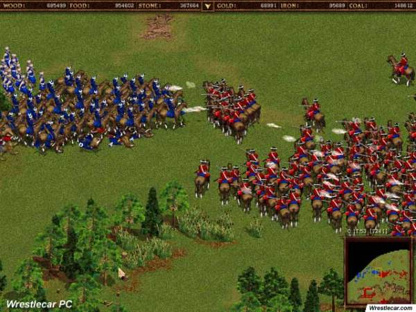 Cossacks European Wars Review GamingExcellence