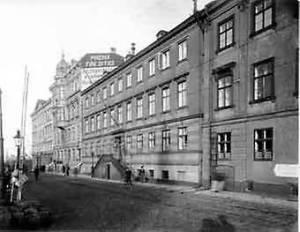 thamska huset