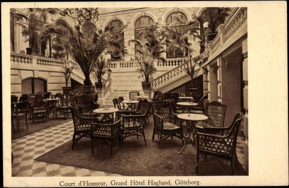 Grand Hotel Haglund 1930
