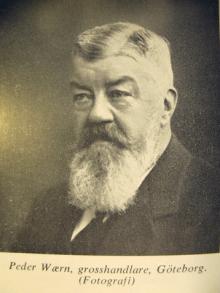 Peder Colbiörnsen Waern