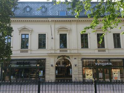 Dahlgrenska huset